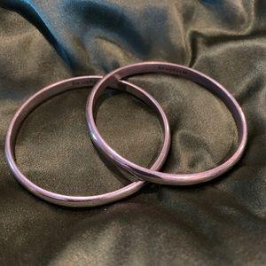 Lia Sophia bangle bracelets